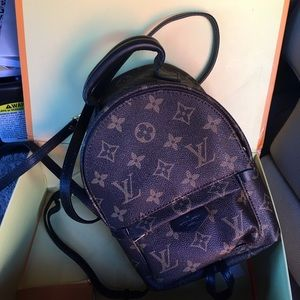 NEW Louis Vuitton mini Palm Springs Mini  backpack